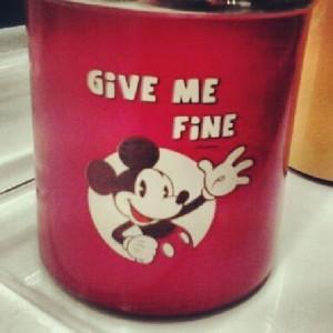Give me fine
