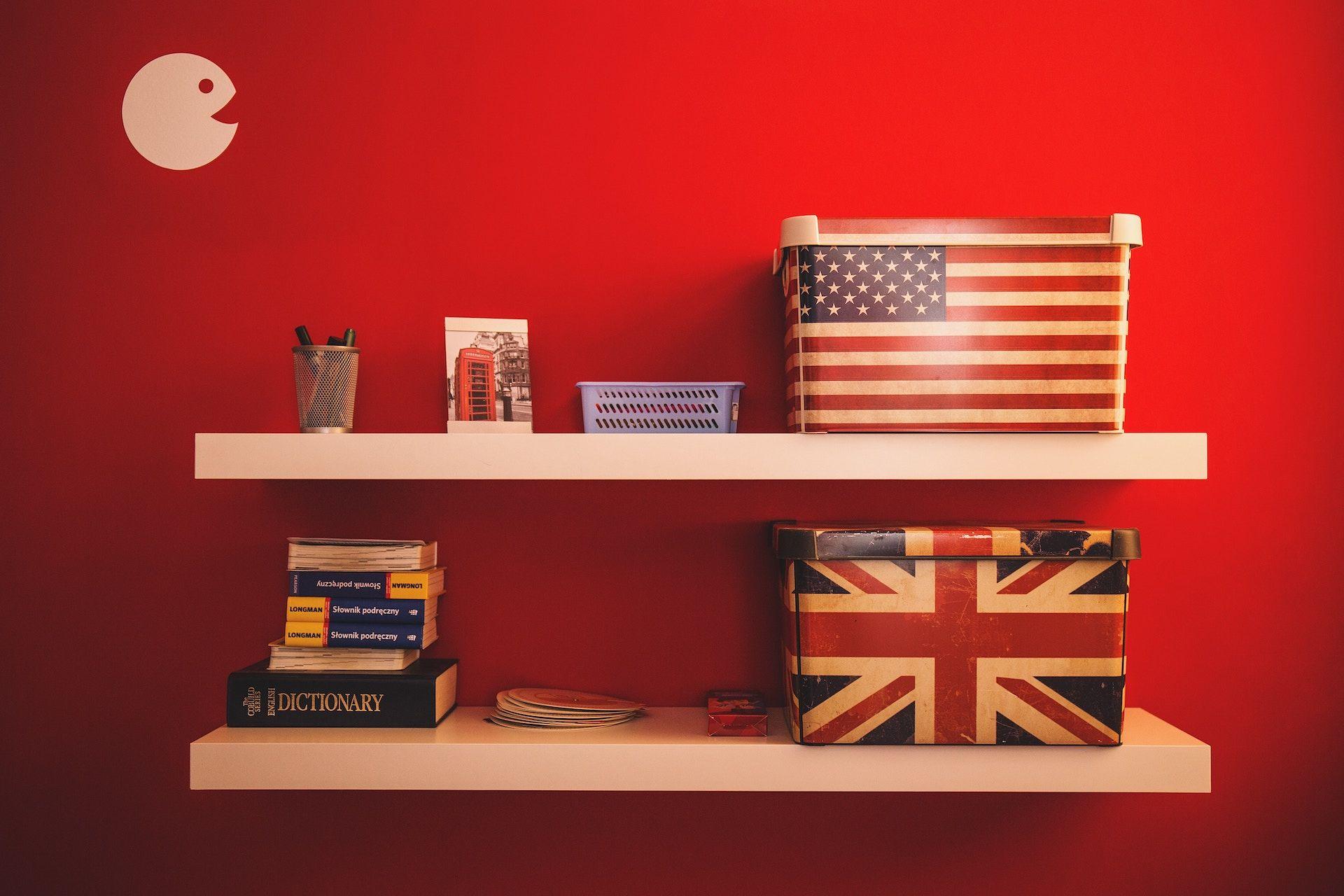 ameerika inglise keel